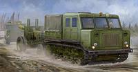 Советский  артиллерийский  трактор АТ-С 1/35