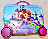 """Дитяча валіза-каталка """"Princess"""", фото 2"""