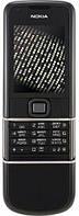 Китайский Nokia 8800 Black, 1 SIM, камера 2 Мп. Стальной корпус.