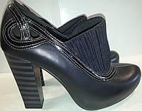Туфли женские р38 DISOFER черные BOGI