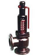 Предохранительный клапан фланцевый 16с56нж PN40, DN200