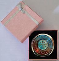 Зеркальце в подарочной упаковке №7006-5-4