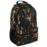 Туристический рюкзак P3 green/brown