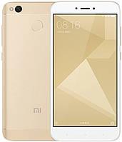 Xiaomi Redmi 4X   Золотой   2/16ГБ   8 ядер  