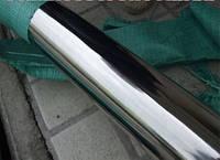 Труба нержавеющая пищевая 40х3,0мм AISI 304 (08Х18Н10) круглая полированная