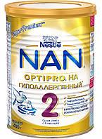 Nestle Молочная смесь NAN HA 2 Гипоаллергенный 400г
