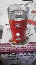 Кавомолка Мікма потужність 115 Вт Російського виробництва