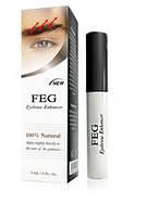FEG 100% оригинал сыворотка для роста бровей