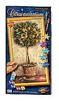 """Художественный творческий набор """"Апельсиновое дерево"""". Картины по номерам Schipper 922 0398"""