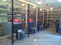 Монтаж и ремонт котлов и котельного оборудования