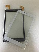 Тачскрин Сенсор Nomi Corsa 3G C070010 PB70PGJ3535 Черный Белый