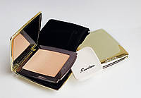 Компактная пудра Guerlain Parure Compact Foundation with Crystal Pearls (Герлен) с заменяемым блоком, 9+9 гр.