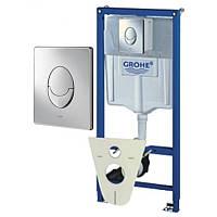 Grohe Rapid SL 38860000 Инсталяционный комплект 4 в 1