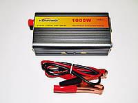 Инвертор 12-220V 1000W, преобразователь напряжения.
