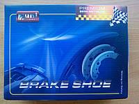 Колодки тормозные задние Chery S21 Uni-brakes (Китай)