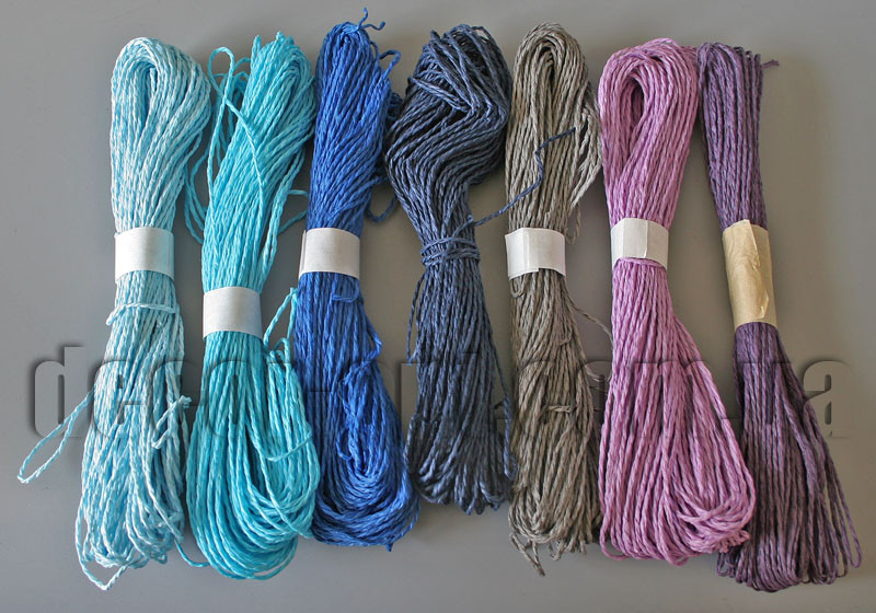 Веревка для декора 2 мм/30Y