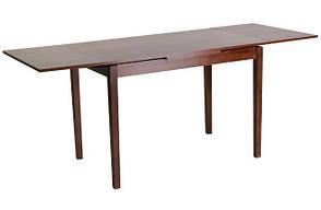 Стол раскладной Жанет 1100(1470/1840)*700 (прямая ножка), фото 2