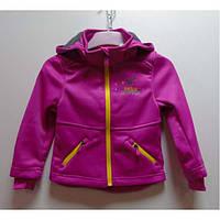 Детская демисезонная куртка - ветровка ORCHESTRA