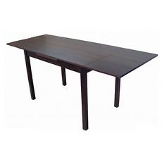 Стол раскладной Жанет 1100(1470/1840)*700 (прямая ножка), фото 3