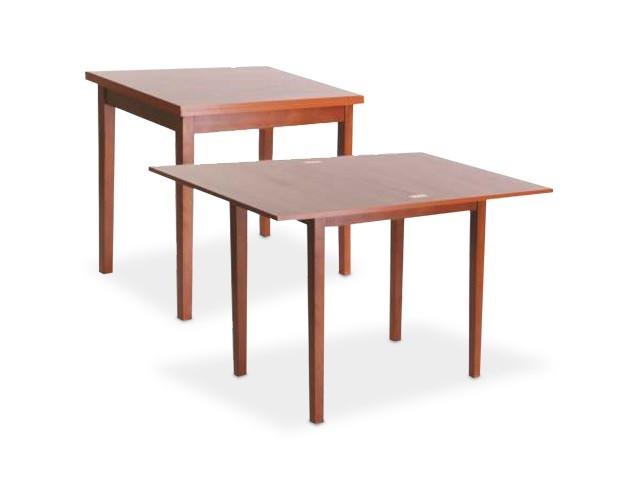 Стол раскладной Нордик 600(1200)*800 (прямая ножка)