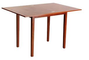 Стол раскладной Нордик 600(1200)*800 (прямая ножка), фото 2