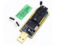 USB Програматор CH341A I2C SPI UART EEPROM Flash BIOS