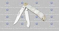 Складной нож подарочный (эксклюзив) 27152 SWST ракушка мрамор (складной) MHR /0-11