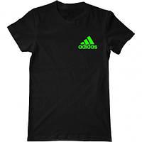 """Мужская футболка с принтом """"Adidas. Адидас"""""""