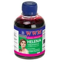 Чернила WWM HP Universal Helena для картриджей HP № 22,28,141,901 Magenta (HU/M) 200г