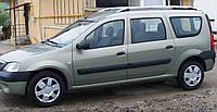 Рейлинги Crown на Dacia Logan MCV