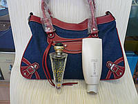 Jivago - 24K For Women (1995) - Набор - Старый дизайн, старая формула аромата 1995 года