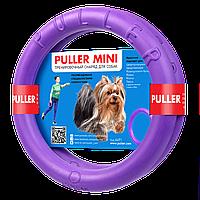 Тренировочный снаряд для собак Collar Puller Mini, диаметр 18см
