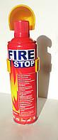 Огнетушитель углекислотный fire stop, для помещений и транспорта, безопасен, стальной баллон, 0,5 кг