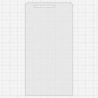 Закаленное защитное стекло All Spares для мобильного телефона Huawei Ascend P6-U06, 0,26 мм 9H