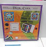 Часы Decor Clock 'Герберы' (DС-01-02), фото 5