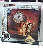 Embroidery clock 'Куплю', фото 2
