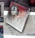 Embroidery clock 'Куплю', фото 7