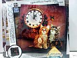 Embroidery clock 'Куплю', фото 8