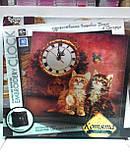 Embroidery clock 'Куплю', фото 10