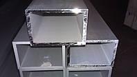 Алюминиевый профиль — труба прямоугольная 60х40х3,5
