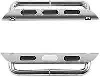 Запчасть Band Connector for Apple Watch 42 mm Silver