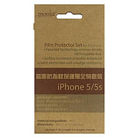 Защитная пленка Mooke Screen Guard for iPhone 5/5S/SE Matte