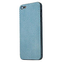 Защитный скин Quadocta Paternium Leather Cover Skin for iPhone 5/5S/SE Sky Seasnake