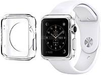 Ремень для Apple Watch Apple Watch 42mm TPU Case - Clear