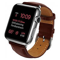 Ремешок LUNATIK Chicago Band for Apple Watch 42 mm Brown