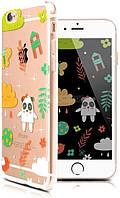 "Чехол Mooke Spring series Case for iPhone 6S/6 (4.7"") Panda (015)"