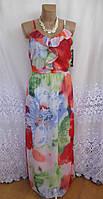 Новый стильный сарафан платье SNAP полиэстер L 48 - 50 С114N