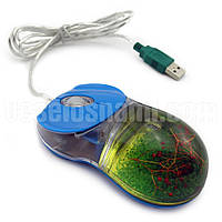 Компьютерная мышка Аквариум