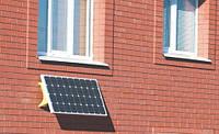Солнечная электростанция для аварийного освещения квартиры 0,1кВт 12Вольт