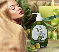 Жидкое мыло с оливковым маслом Olive`n Body